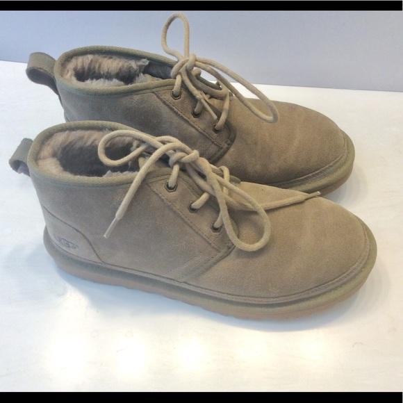 9df33fc1913 Ugg Neumel-Color Antilope Boot, Sz 8